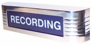 recordinglight